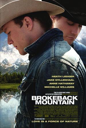 BROKE BACK MOUNTAIN
