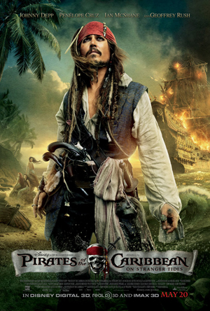 PIRATES OF THE CARIBBEAN : ON STRANGER TIDES