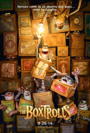 THE BOX TROLLS