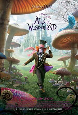 B7 - Alice in Wonderland