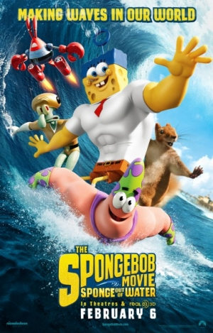 A4 - Spongebob movie