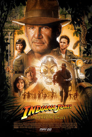 B7 - Indiana Jones and the Kingdom of the Crystal Skull