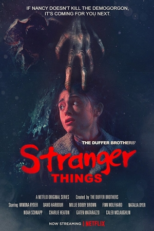 A01 - STRANGER THINGS