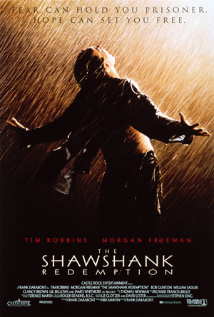 B5 - The Shawshank redemption
