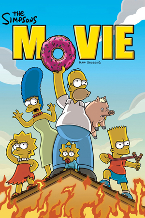 B5 - The Simpsons Movie