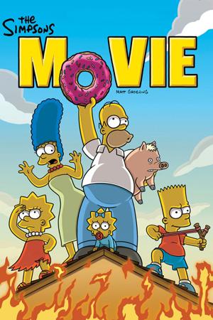 B6 - The Simpsons Movie